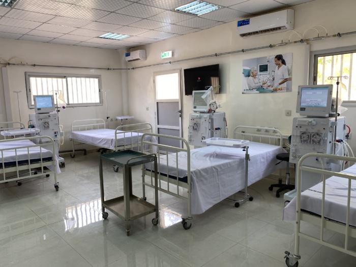Hôpital Abdoul Cissé Kane des Agnam : La structure sanitaire de niveau 1 au profit du Bosséa (images)