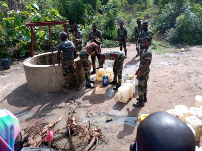 Assaut contre les bases du MFDC à Niassya : L'armée liste le bilan des saisies et annonce l'ouverture de la boucle de Kaguitt-Toubacouta.