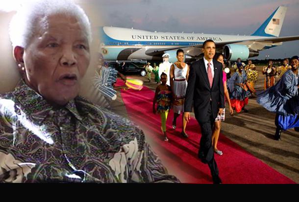 Et si Mandela avait fait le mort pour ne pas rencontrer Obama ? - Leçon de Géostratégie Africaine n° 57