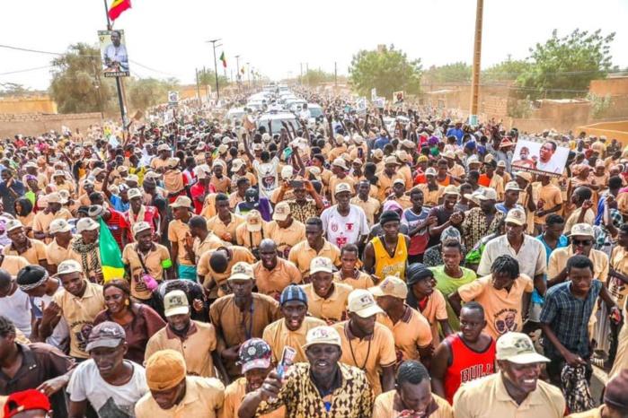 Arrivée du PR à Agnam : Le Bosséa se mobilise fortement pour accueillir le président Sall.