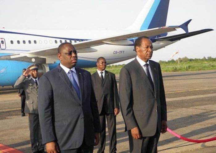 Ce que Macky Sall cherche au Burkina