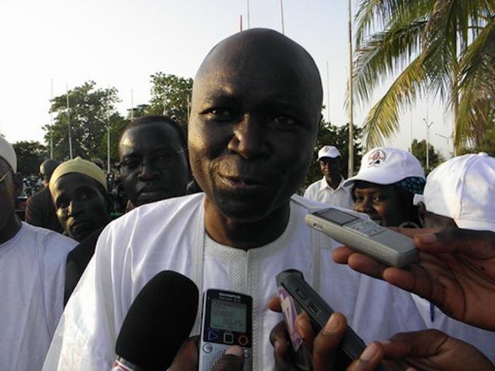 Discret depuis un bon bout de temps : Harouna Dia refait surface au Burkina