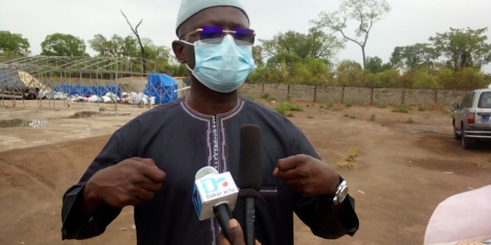 Modou Diagne Fada à Kolda : « Cette année, nous avons collecté au total 68 500 tonnes d'arachide…»