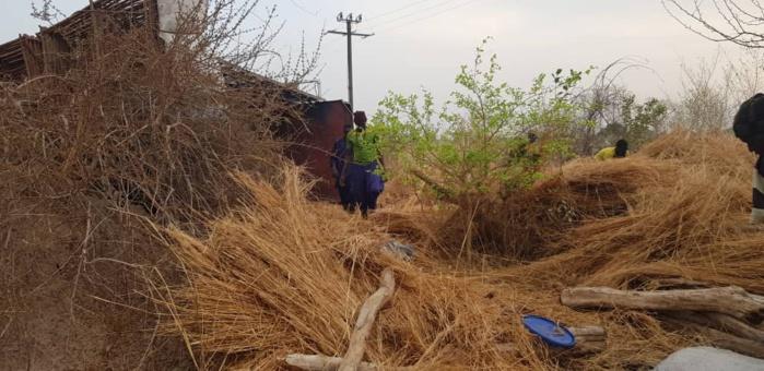 Kaffrine : Un accident fait 1 mort et plusieurs blessés à hauteur de Sagna.