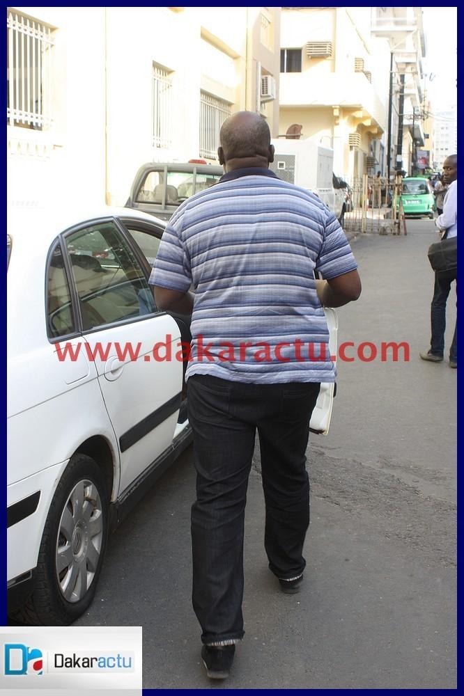 Portrait : Commissaire Keïta, un homme marqué par le sens du refus.
