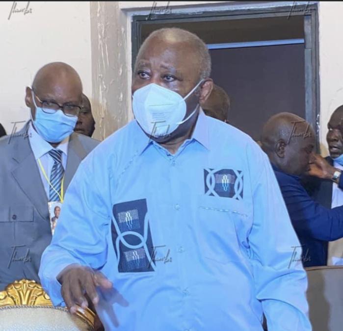 Laurent Gbagbo est rentré en Côte d'Ivoire…