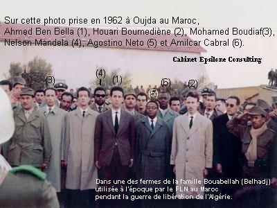 Quand Mandela résidait au Maroc (1960-1962): Ce que l'UA doit au Maroc!