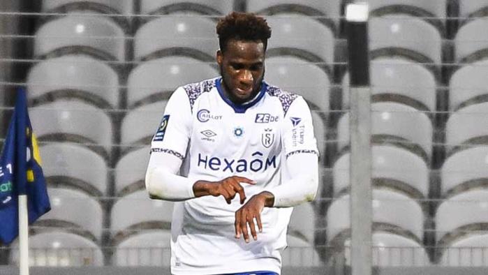 France : Boulaye Dia meilleur pourcentage de buts dans son équipe à Reims devant Kylian Mbappé du Paris Saint-Germain.