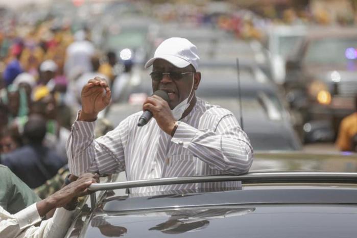 Dernière journée de tournée économique : Le président Macky Sall attendu à Danthiady, Patouky, Ranérou et Linguère.