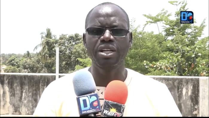 Casamance / Boucle des Kalounayes et RN4 : Les jeunes de la Casamance exigent la réhabilitation de Ecotra et déclarent la guerre aux Chinois de CRSG.