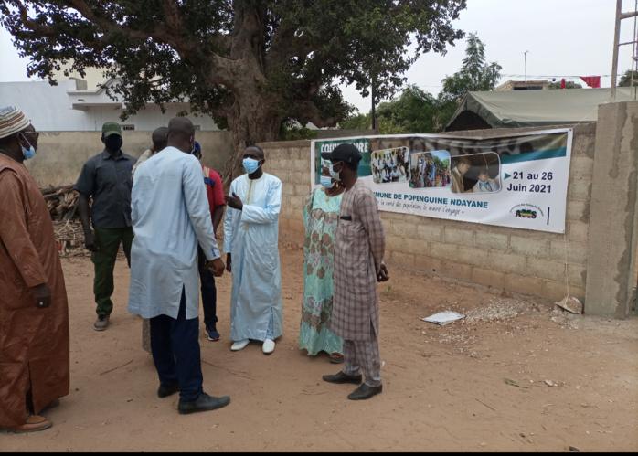 Ngaparou : Lancement d'une semaine de consultations médicales dans le département de Mbour.