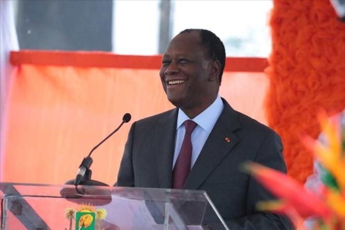 Côte-d'Ivoire : Le président Ouattara a fait, hier un réaménagement technique