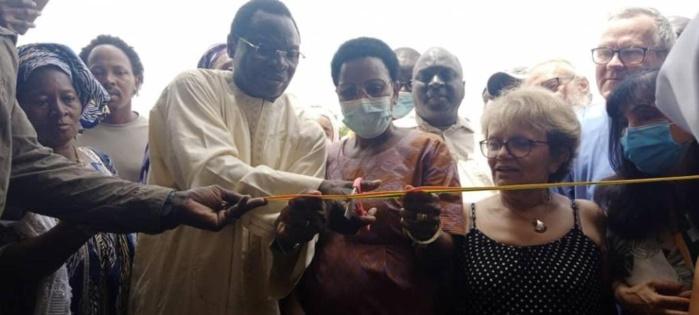 """Sandiara :La localité de Mbourokh est dotée d'un poste de santé de 400 millions qui ferme """"une page douloureuse"""" (maire)"""