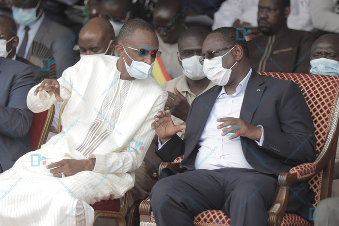 Malika: Les images du lancement officiel du PROMOGED par le Président Macky Sall