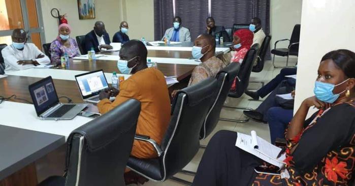 EXPO DUBAÏ 2020 : Le commissaire général à l'Expo pour le compte du Sénégal a rendu visite au Ministre des Sports.