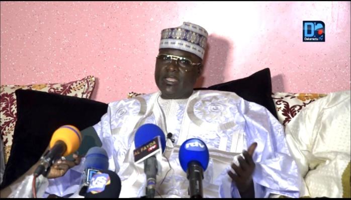 Locales 2022 : «Les populations de Kaolack réclament Baye Ciss, son maire naturel» (Cheikh Diéry Cissé)