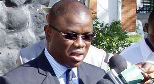 Communiqué de Mr Abdoulaye Baldé