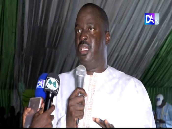 ABDOULAYE NIANE À MBACKÉ : «Nous refusons que la dictature soit installée dans ce pays!»