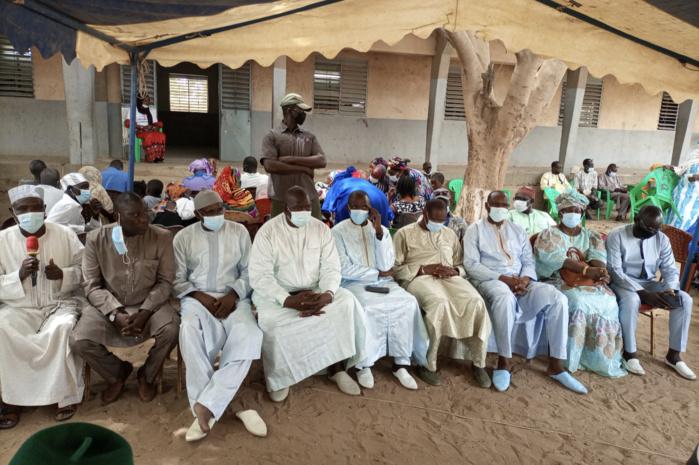 Fin des consultations médicales dans le département de Mbour : Plus de 16 000 personnes consultées et dotées en médicaments (organisateurs)