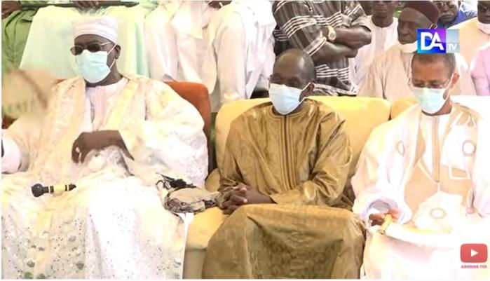 Locales 2022 : Les vérités crues de l'Union musulmane culturelle et éducative Naby Allah au Grand Serigne Abdoulaye Makhtar Diop et à l'Imam de la grande mosquée de Dakar