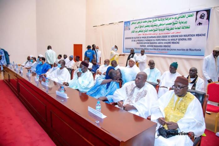 SARSARA 2021/ Touba envoie une délégation dirigée par Serigne Bass Abdou Khadre pour les besoins de la semaine culturelle.