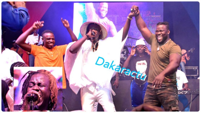 Les Images du concert explosif de Tarba Mbaye à Niarri Tally