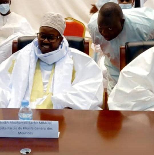 (Photos) SARSARA 2021 / EL HADJ DIA : «Ce que je retiens du déplacement de Cheikh Bass en Mauritanie !»
