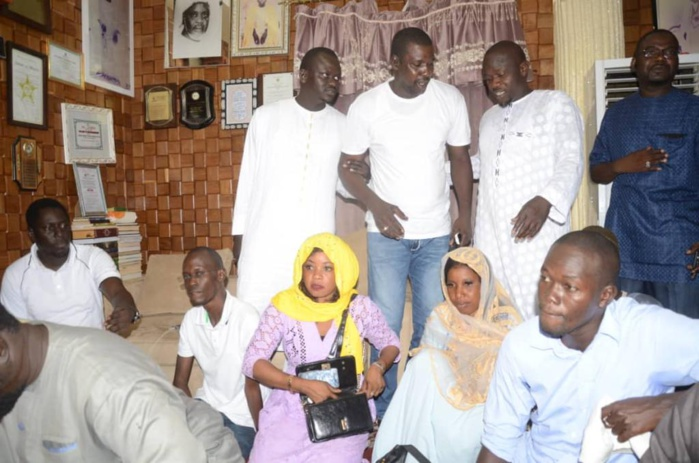 Léona Niassène : Ce que le Khalife Général a dit à Abdoulaye Khouma.