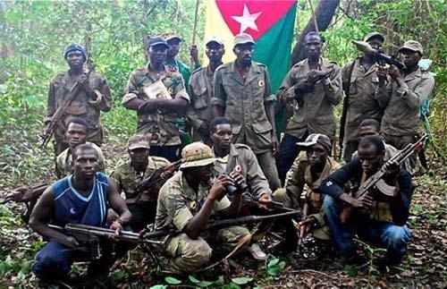 14 rebelles quittent le maquis, César Atoute Badiate pique une colère noire