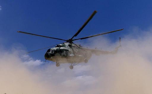 Ethiopie : quatre Russes blessés dans un accident d'hélicoptère