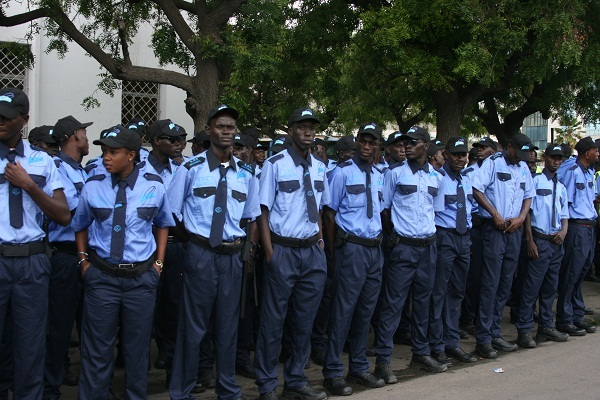 Port Autonome de Dakar : Cérémonie de prise de service de plus 400 agents (Images)