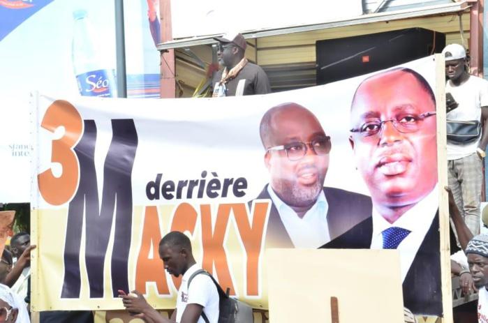 Inauguration ISEP de Thiès : Maodo Malick Mbaye et Abdou Mbow réussissent le pari de la mobilisation…