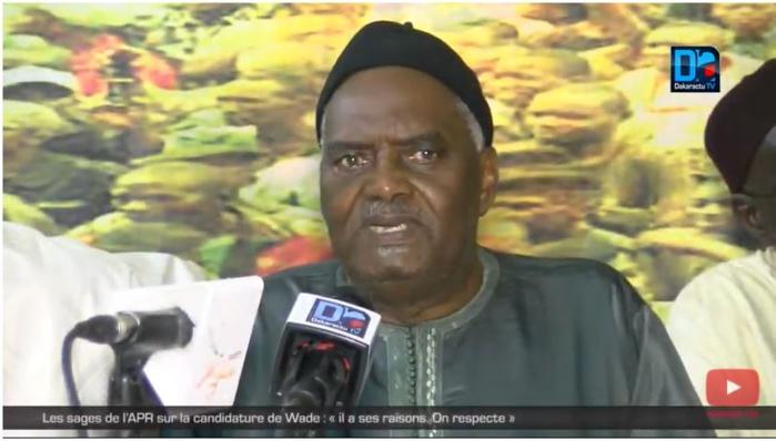 Nécrologie: Rappel à dieu de Maham Diallo coordonnateur des sages de l'APR et PCA DDD