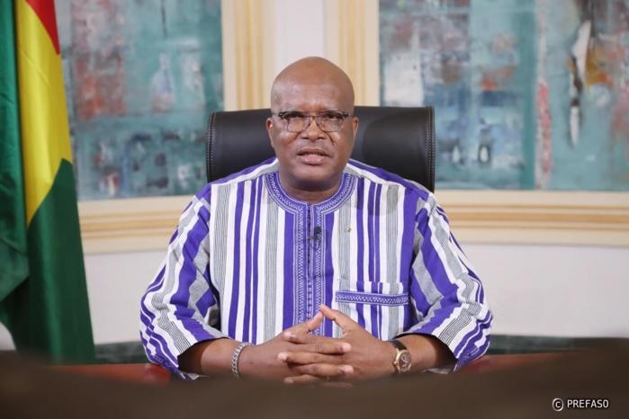 Burkina : le Président Kabore vire son ministre de la Défense et va assumer lui-même cette fonction