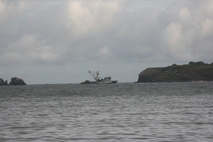 Chavirement d'un navire au large  de Soumbédioune: la catastrophe écologique qui guette le Sénégal, la tête de Pape Diouf réclamée