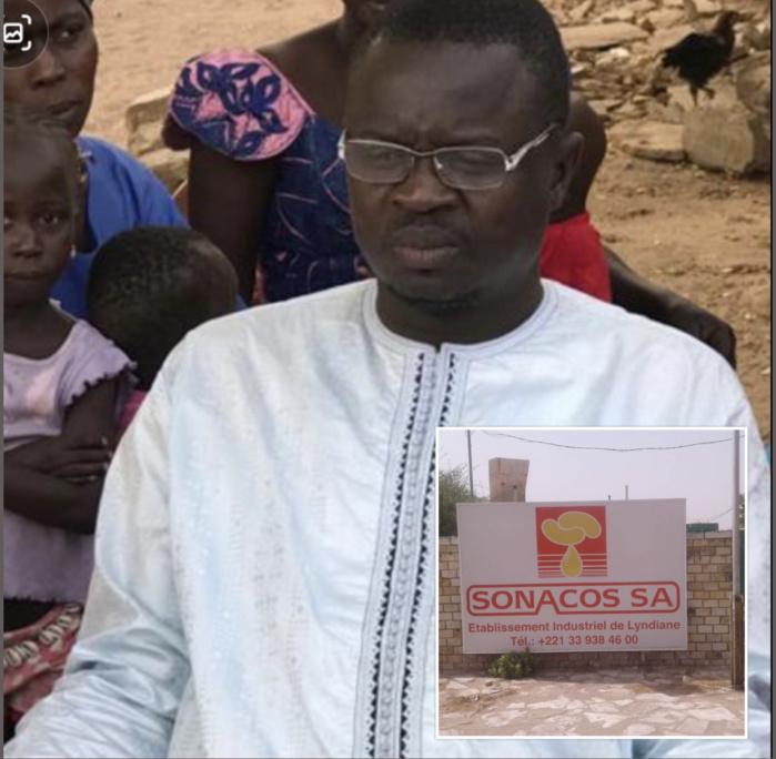 Pa Ibou Ndiaye, Apr Sibassor : «Notre commune devrait jouir en priorité des retombées de la Sonacos Lyndiane...»