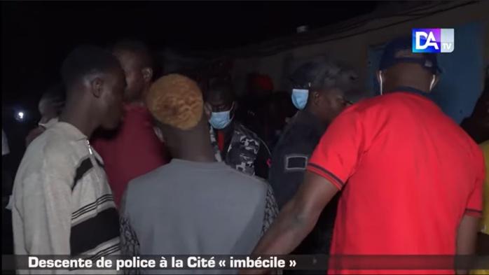 Opération de la Gendarmerie à la Cité « Imbécile » : plusieurs arrestations et armes saisies