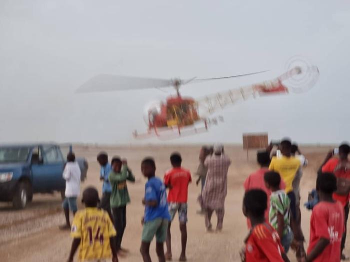 Forte pression aviaire dans la vallée du fleuve Sénégal : La lutte par la voie aérienne lancée à Mboubène.