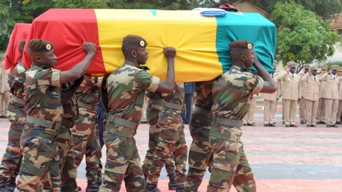 Militaire Sénégalais mort au Mali : La dépouille sera inhumée à Kolda après les honneurs de la MINUSMA.