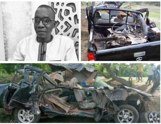 GOUDOMP : un accident fait un mort et deux blessés graves.