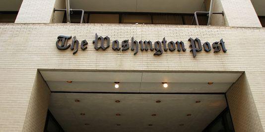"""Le patron d'Amazon rachète le """"Washington Post"""""""