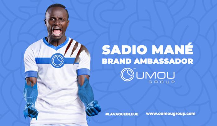 Communiqué de presse: Sadio Mané rejoint la Team Oumou Group