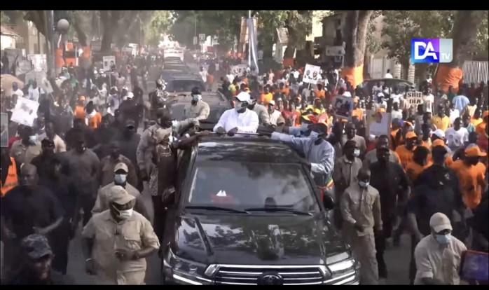 Hausse des cas Covid : les manifestations et évènements officiels tenus dans la sobriété et le respect strict des mesures barrières