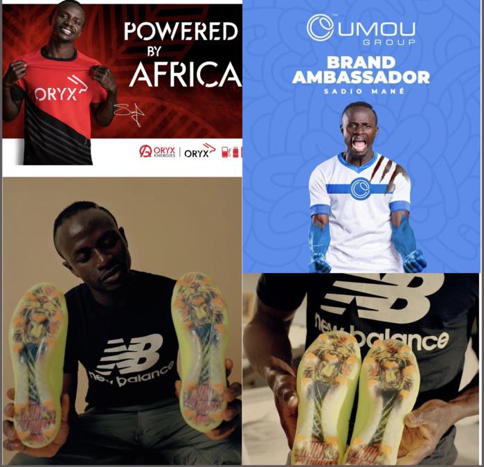 Partenariat individuel avec les marques : Pourquoi Sadio Mané s'est toujours « démarqué » ?