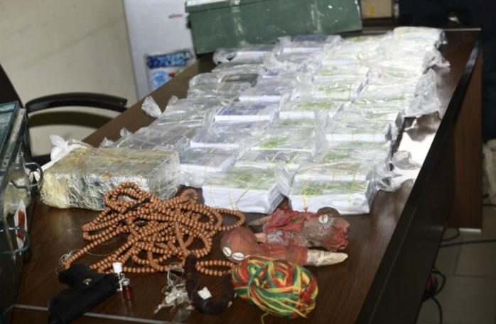 Keur Massar : Des faux billets d'une valeur de 479.200.000 CFA saisis par la Gendarmerie
