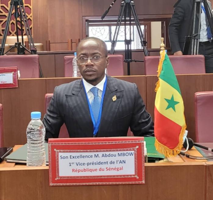 Concertation parlementaire sur le fonctionnement du Parlement panafricain : « Il nous faut sonner l'alerte, et resserrer les rangs pour préserver les acquis précieux » (Abdou Mbow)