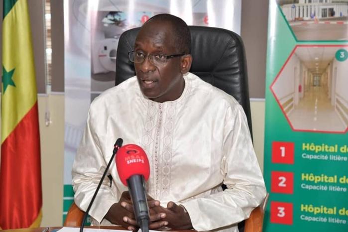Face à la résurgence du coronavirus au Sénégal : les grandes annonces du ministère de la Santé.