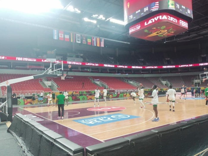 Basket mondial U19 : Les « lionceaux » éliminés en quart par les USA (88-58)