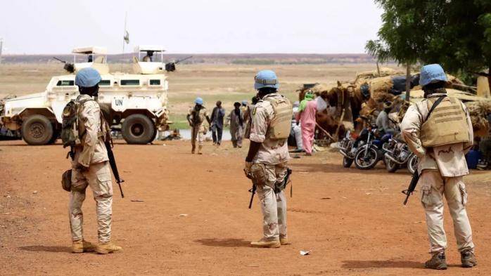 Mali : quatre militaires du contingent sénégalais de la Minusma blessés dans un accident impliquant un engin explosif