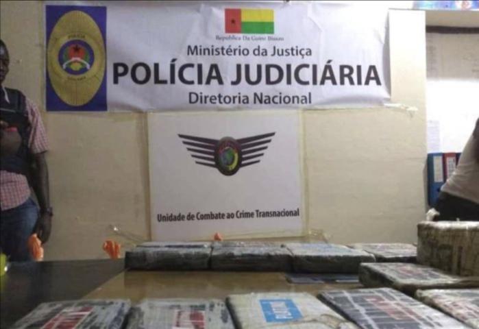 Trafic international de drogue / ½ tonne de drogue en provenance du Sénégal interceptée à Bissausinho (Médias Bissau-guinéen).